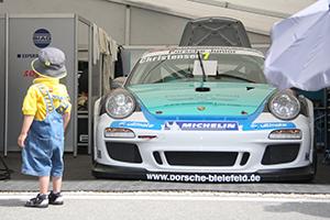 Bild: Porsche Carrera Cup