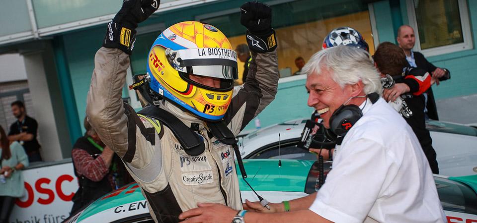 Porsche Carrera Cup, 17. + 18. Lauf Hockenheimring 2014 - Foto: Tim Upietz
